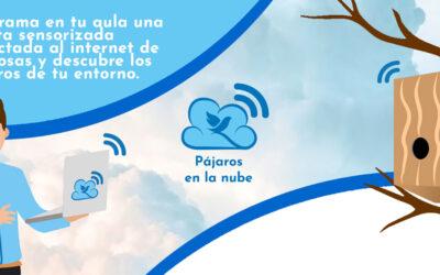 85 centros escolares participarán en Pájaros en la Nube 2020/21